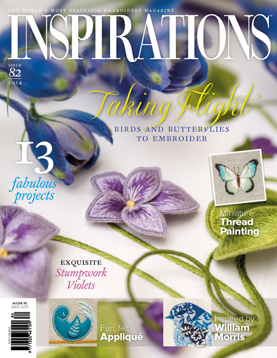 Inspirations Issue 82 - Taking Flight