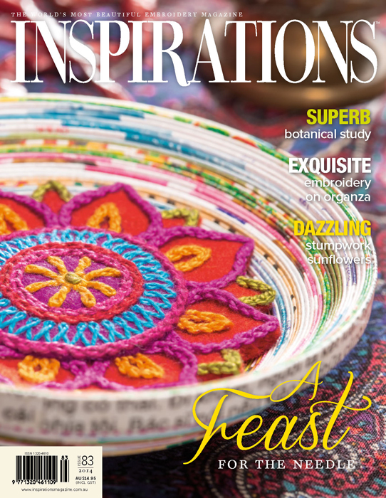 Inspirations Issue 83 - A Feast for the Needle