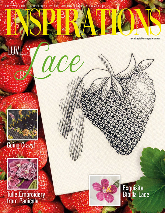 Inspirations Issue 86 - Lovely Lace