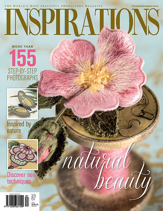 Inspirations Issue 87 - Natural Beauty