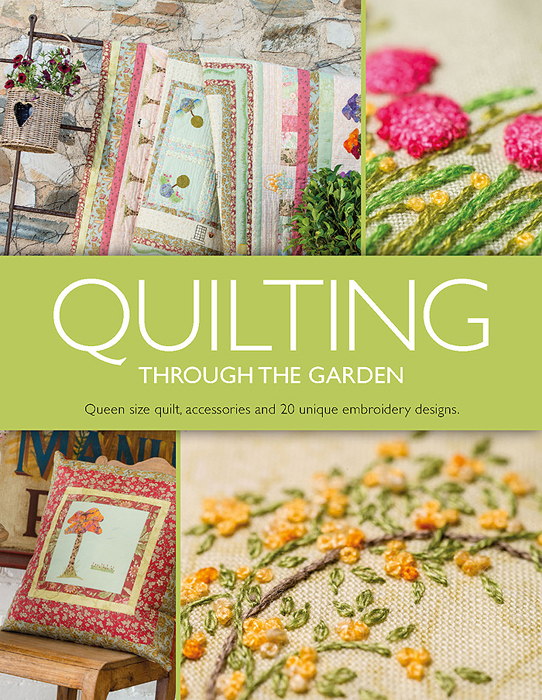 Quilting Through The Garden