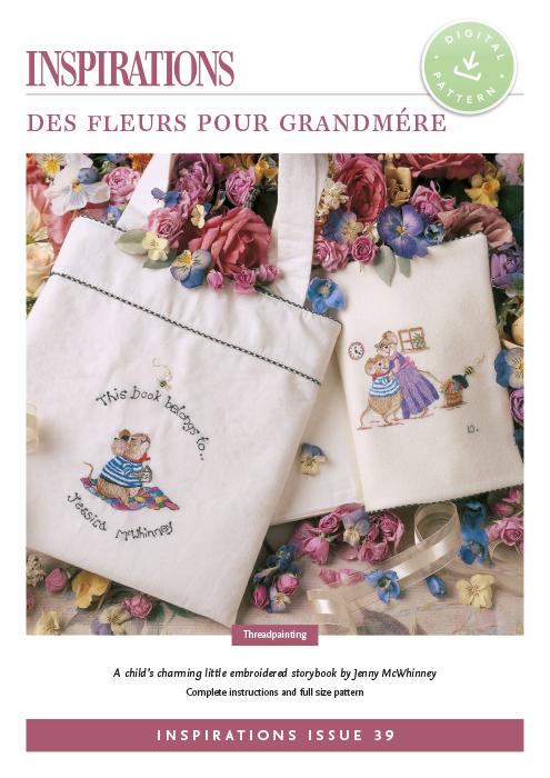 Des Fleurs Pour Grandmere (Flowers for Grandmother)