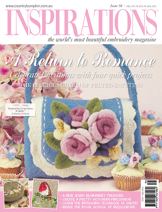 Inspirations Issue 56 - A Return to Romance
