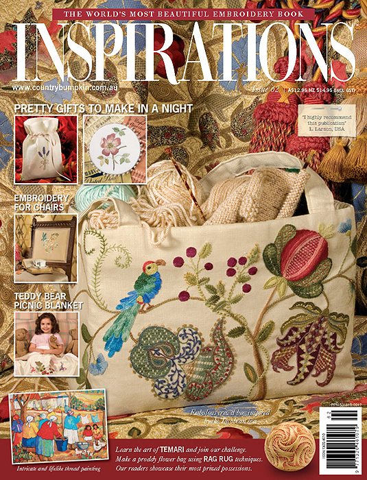 Inspirations Issue 62 - Fabulous Inspiration