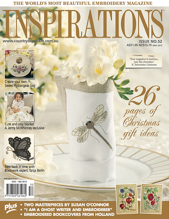 Inspirations Issue 52 - Christmas 2006 Issue