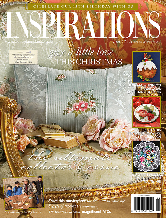 Inspirations Issue 60 - The Ultimate Collectors Issue