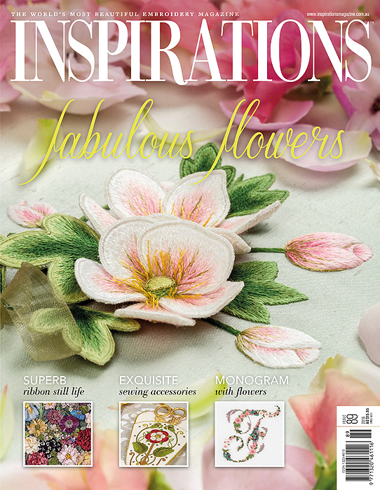 Inspirations Issue 89 - Fabulous Flowers