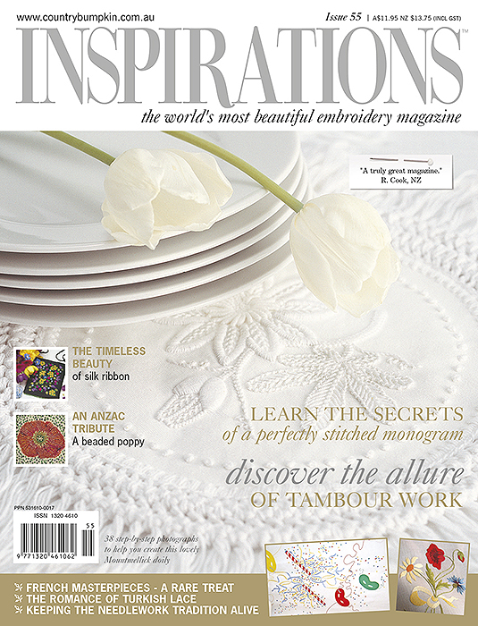 Inspirations Issue 55 - Discover The Allure