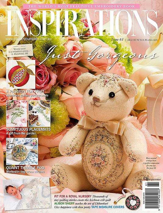 Inspirations Issue 61 - Just Gorgeous