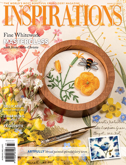 Inspirations Issue 77 - An Artful New Year