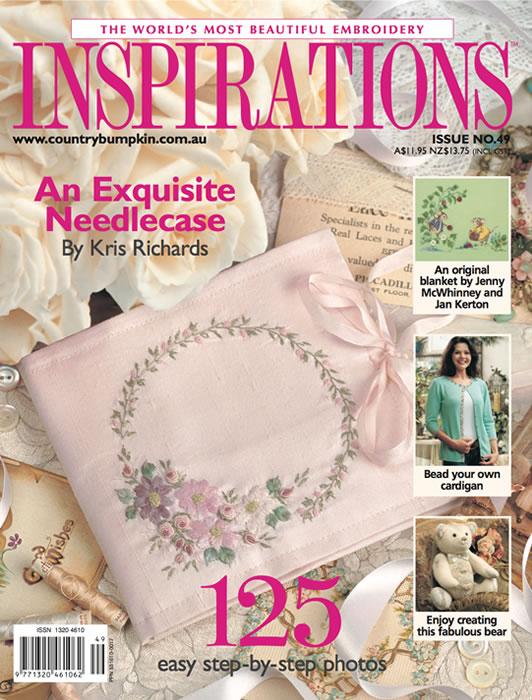 Inspirations Issue 49 - Exquisite Originals