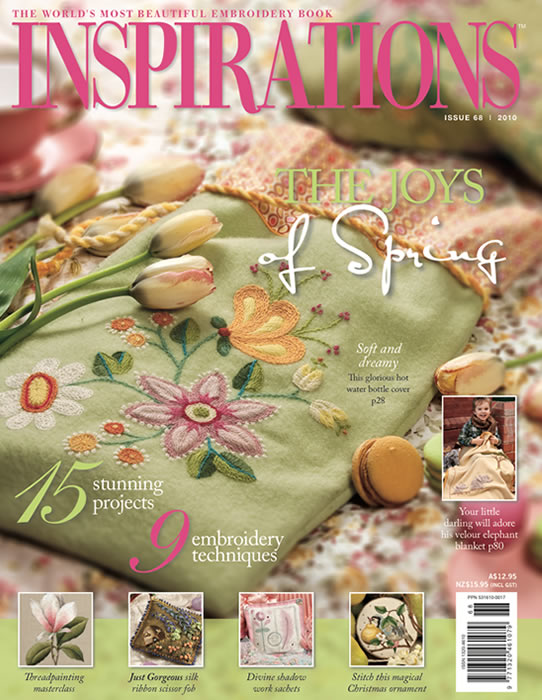 Inspirations Issue 68 - The Joys of Spring