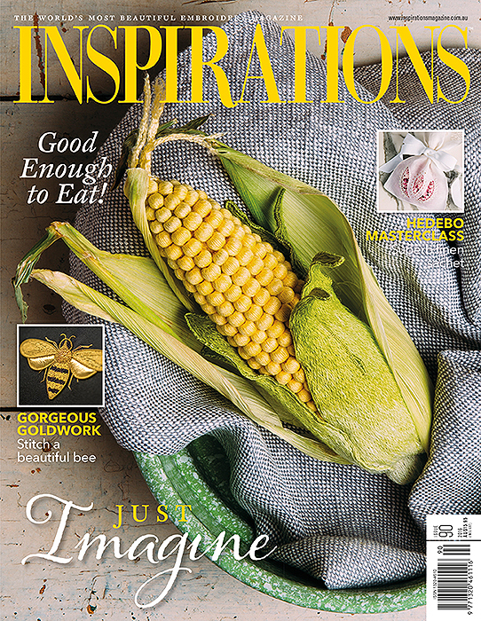 Inspirations Issue 90 - Just Imagine