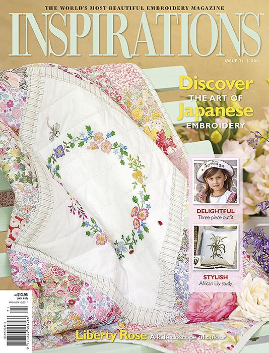 Inspirations Issue 71 - New Beginnings