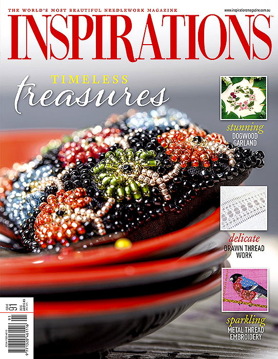 Inspirations Issue 91 - Timeless Treasures