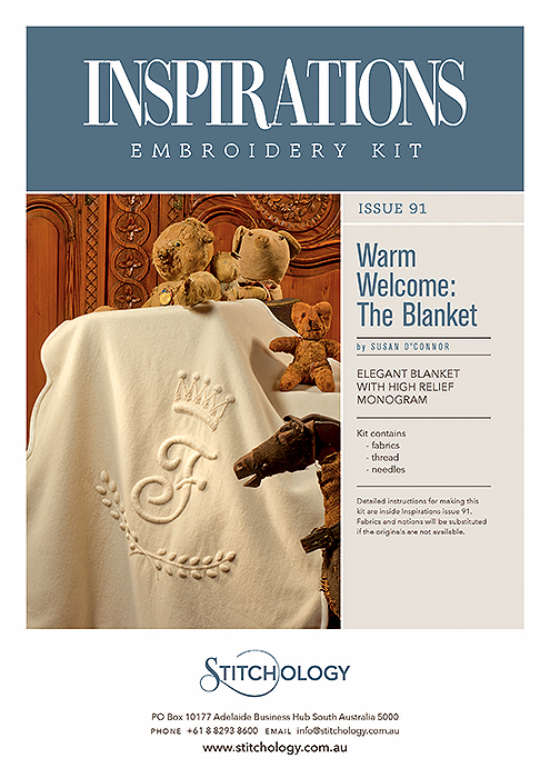 Warm Welcome: The Blanket - i91 Kit