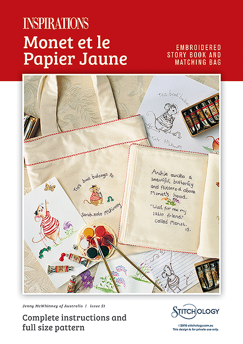 Monet et le Papier Jaune (Monet and the Yellow Paper)