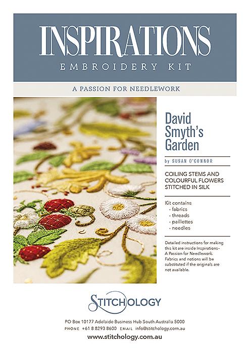 David Smyth's Garden - APFN Kit