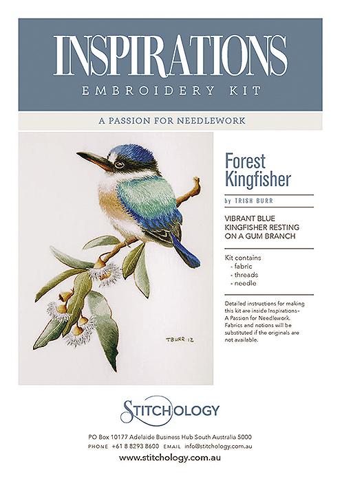 Forest Kingfisher - APFN Kit