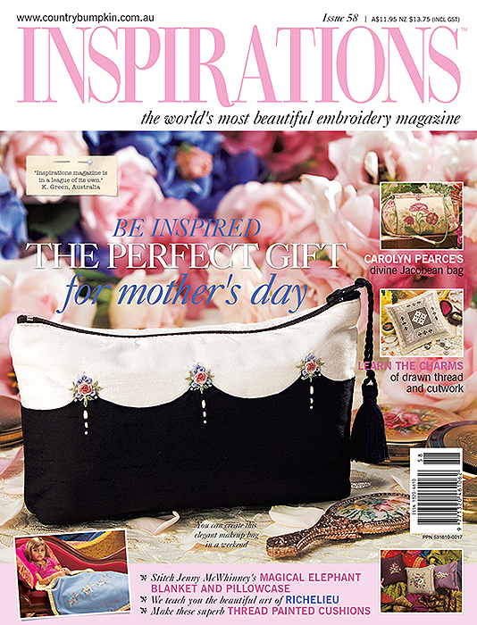 Inspirations Issue 58 - The Perfect Gift