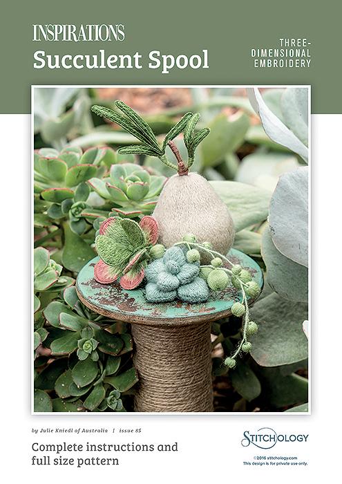 Succulent Spool
