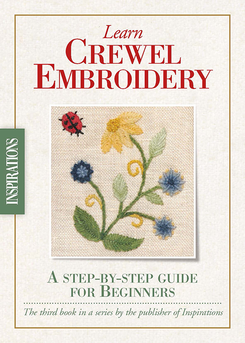 Learn - Crewel Embroidery