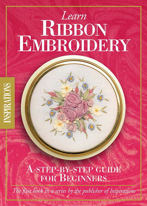 Learn - Ribbon Embroidery