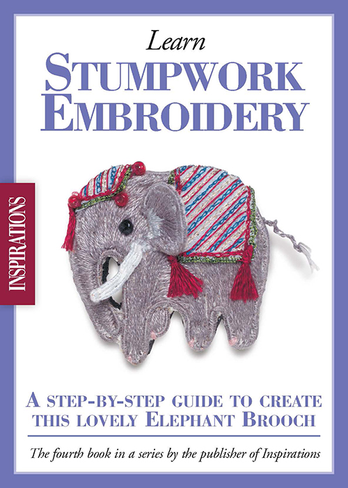 Learn - Stumpwork Embroidery