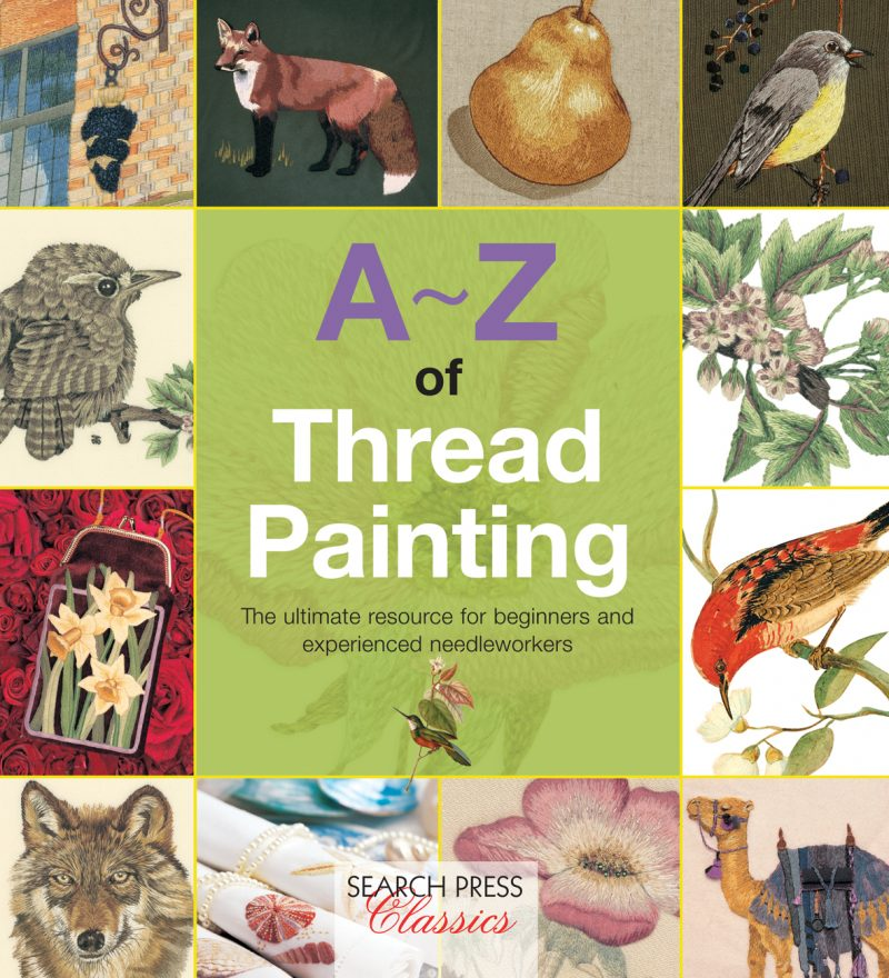A-Z of Threadpainting