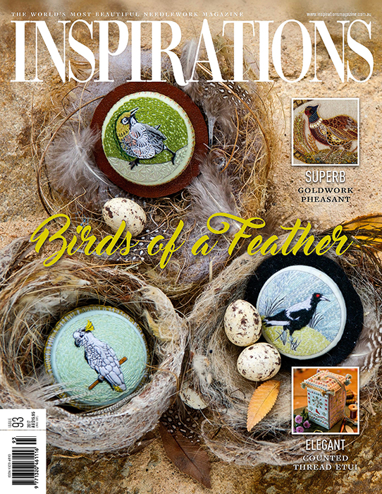 Inspirations Issue 93 - Birds of a Feather