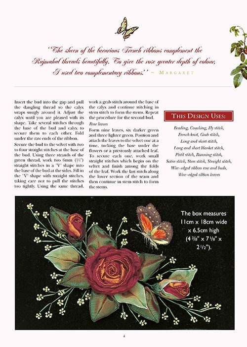 The Butterfly and The Rose - Inspirations Studios