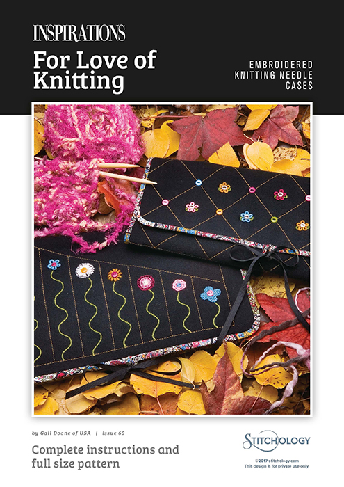 For Love of Knitting