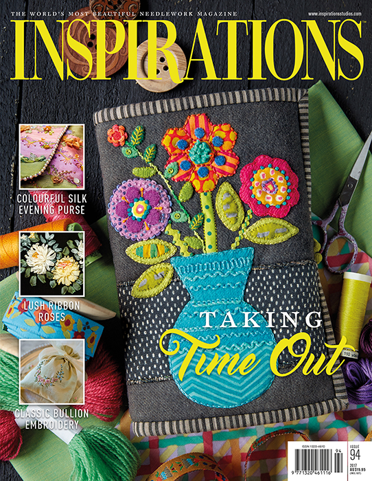 Inspirations Issue 94 - Taking Time Out