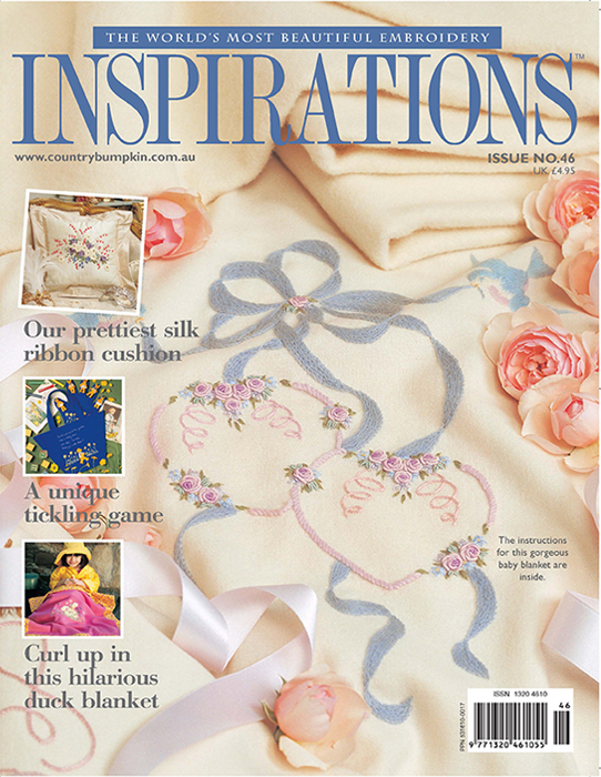Inspirations Issue 46 - Round and Round the Garden