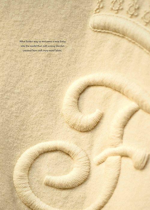 Warm Welcome The Blanket - Inspirations Studios