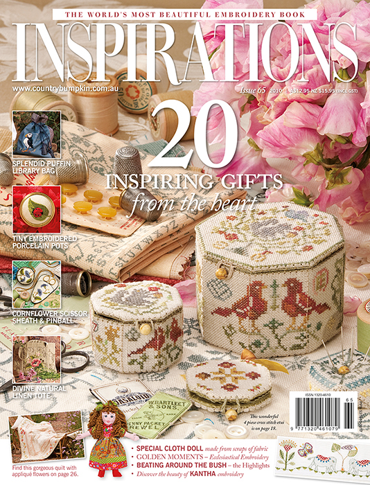 Inspirations Issue 65 - Inspiring Gifts From The Heart