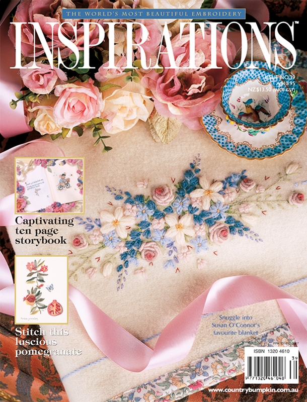 Inspirations Issue 39 - Captivating & Luscious