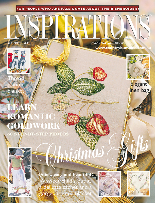Inspirations Issue 28 - Christmas Gifts