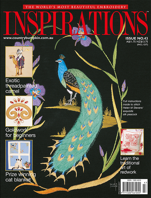 Inspirations Issue 43 - Exotic