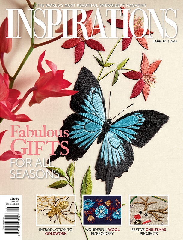 Inspirations Issue 72 - Fabulous Gifts For All Seasons
