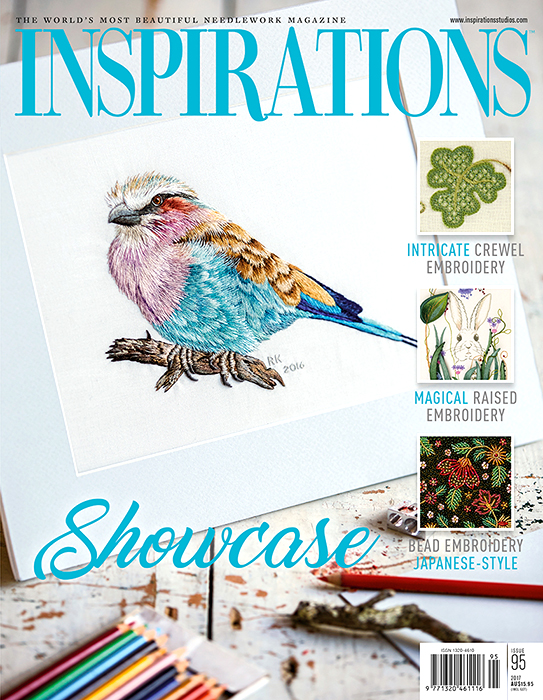 Inspirations Issue 95 - Showcase