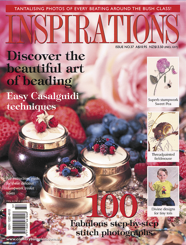 Inspirations Issue 37 - New Year, New Inspiration