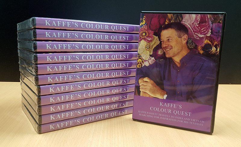 Kaffe's Colour Quest - DVD