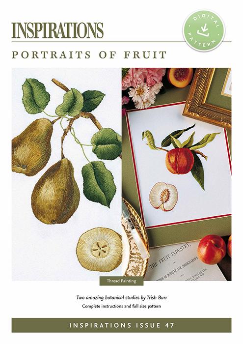Portraits of Fruit