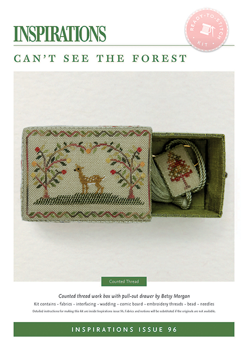 Can't See the Forest - i96 Kit