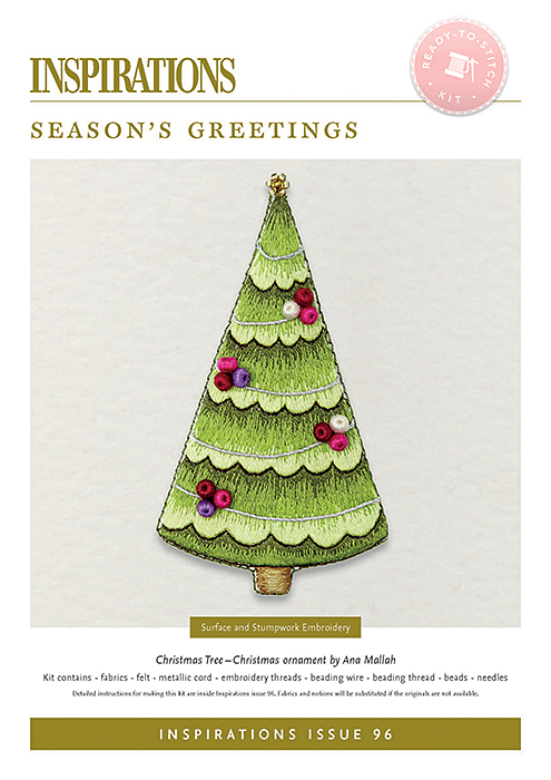Christmas Tree - Season's Greetings - i96 Kit