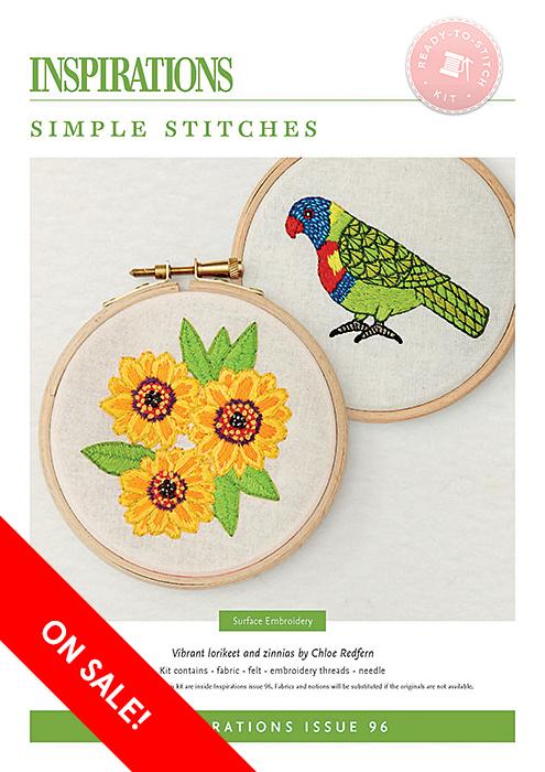 Simple Stitches - i96 Kit