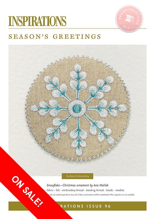Snowflake - Season's Greetings - i96 Kit