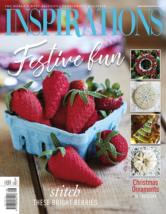 Inspirations Issue 96 - Festive Fun