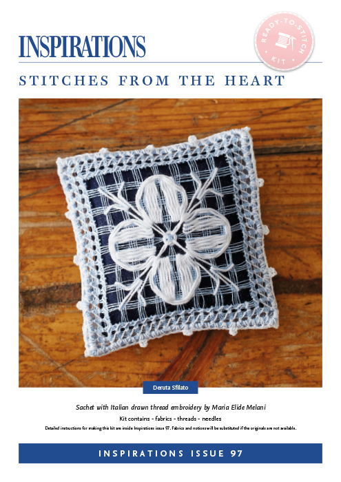Stitches From the Heart - i97 Kit